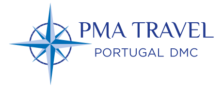 Logótipo: PMA Travel